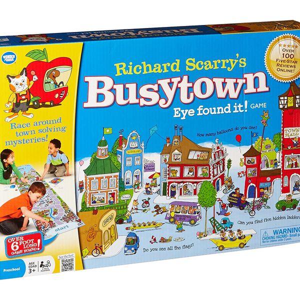 Richard Scarry's Busytown, Eye Found It
