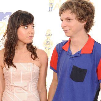 2010 MTV Movie Awards - Red Carpet