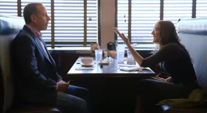 """dd99b0c7485 Sarah Jessica Parker: """"A Little Hyper-Aware"""" (Season 4, Episode 1)"""