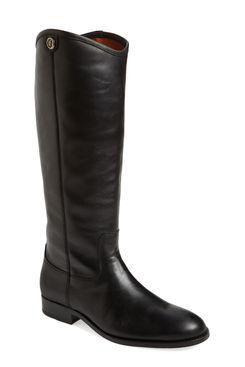 Frye Melissa Button Knee High Boot