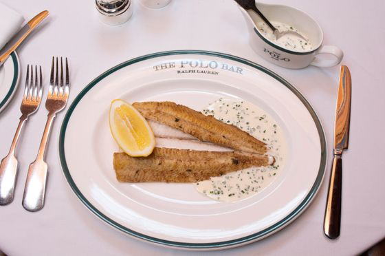 Dover sole.