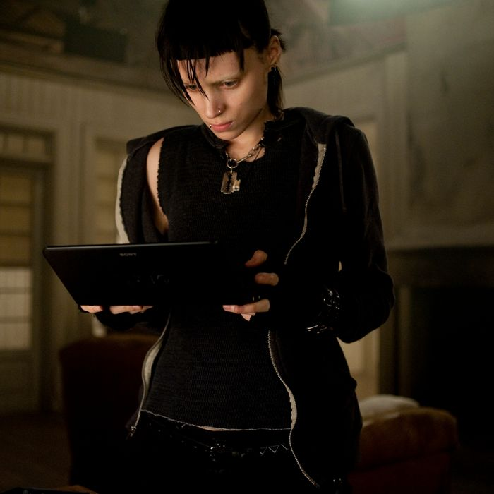 Rooney Mara stars in Columbia Pictures'