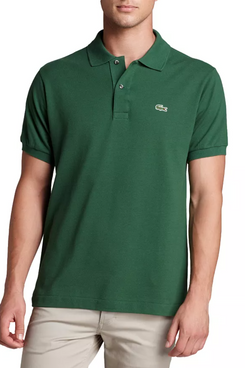 Lacoste Piqué Classic Fit Polo Shirt