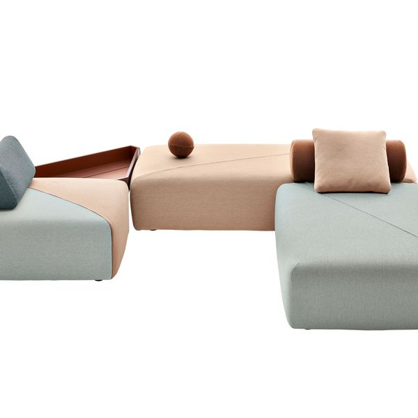 """BRIXX"" modular seating"