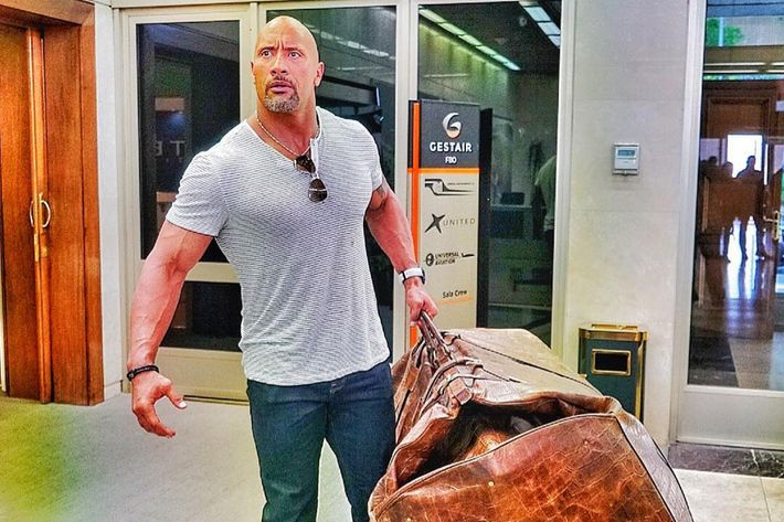 Man, bag