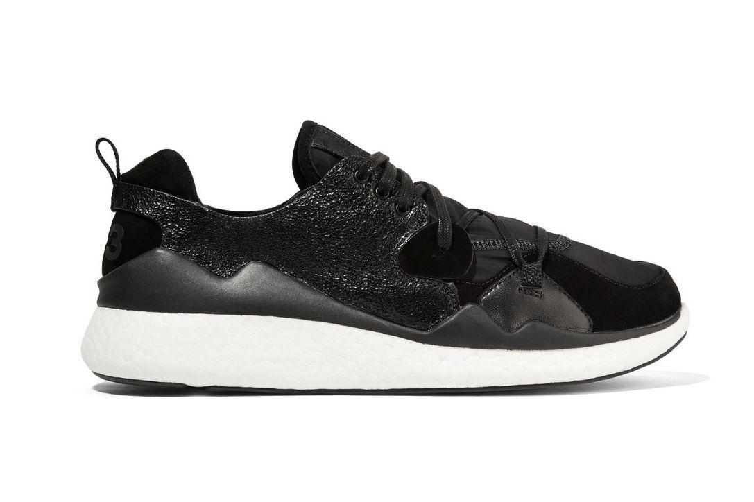 Y-3 + Adidas Originals Femme Boost Sneakers