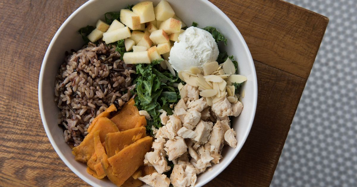 The Absolute Best Salad Bars in New York