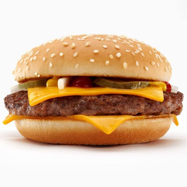 McDonald's Is Going to Make Its Quarter Pounders Bigger