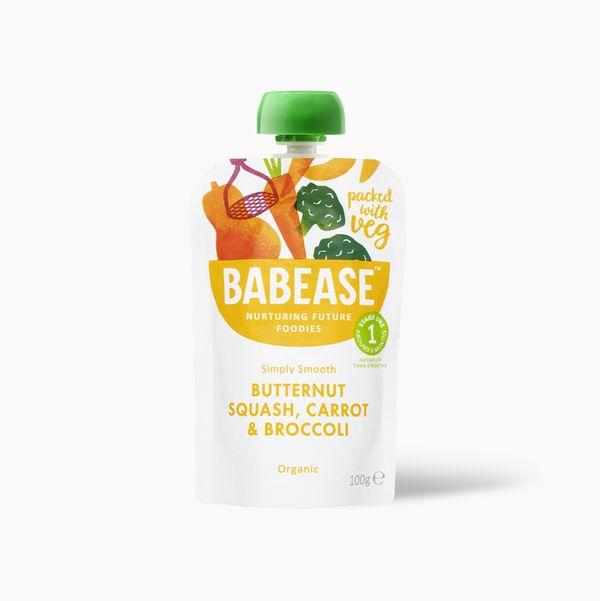 Babease Butternut Squash Pouch