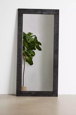 UO Home Ashton Mango Wood Mirror