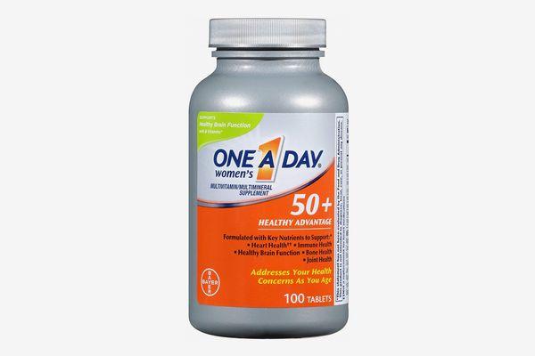 One A Day Women's 50+ Healthy Advantage Multivitamin
