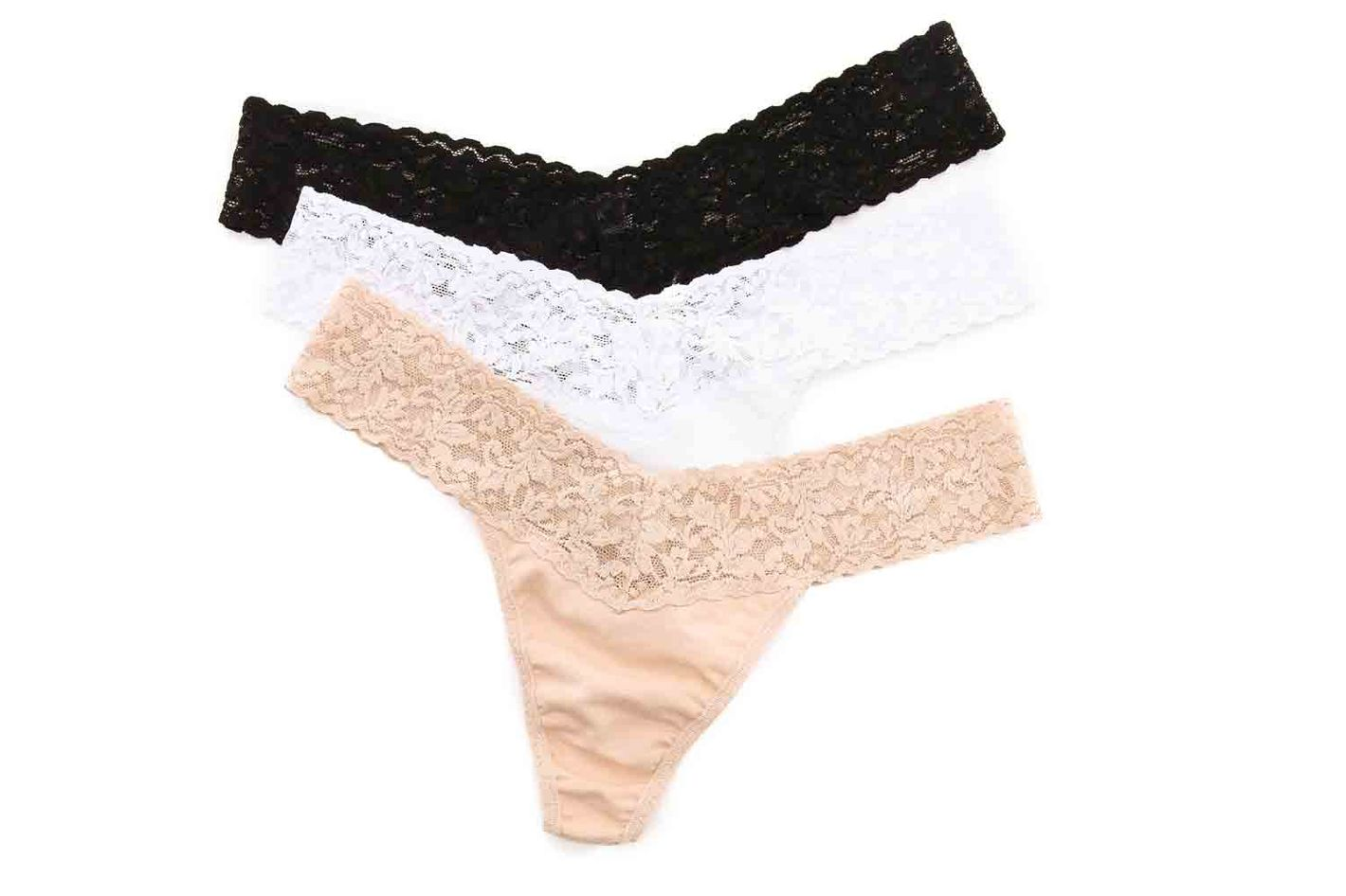 7c697d71b best women s underwear. Hanky Panky Low Rise Cotton Thong ...