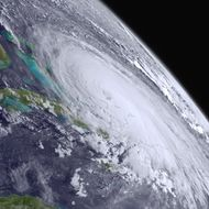 Joaquin Upgraded To Category 3 Hurricane