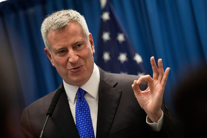 bill de blasio - photo #14