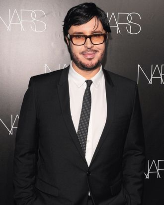 Francois Nars has a new book out.