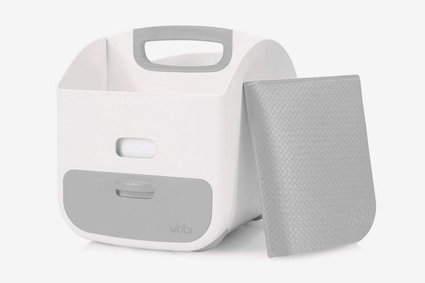 Ubbi Portable Diaper-Changing Station and Caddy