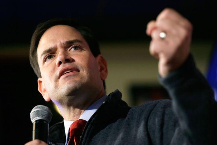 GOP 2016 Rubio