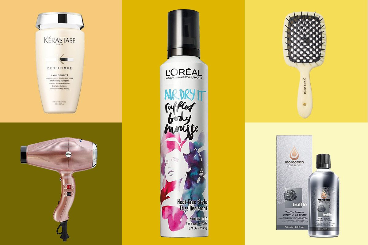 14 Products a Veteran Beauty Writer Swears by for Her Thinning Hair