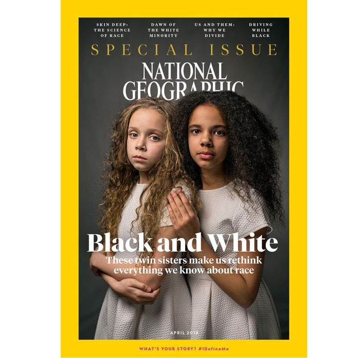 Nat\'l Geographic\'s Racist Fictions and Post-racial Fantasies