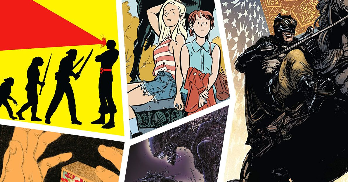 The Best Comics Of 2018 So Far