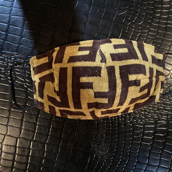 Exclusive Game Fendi Face Mask