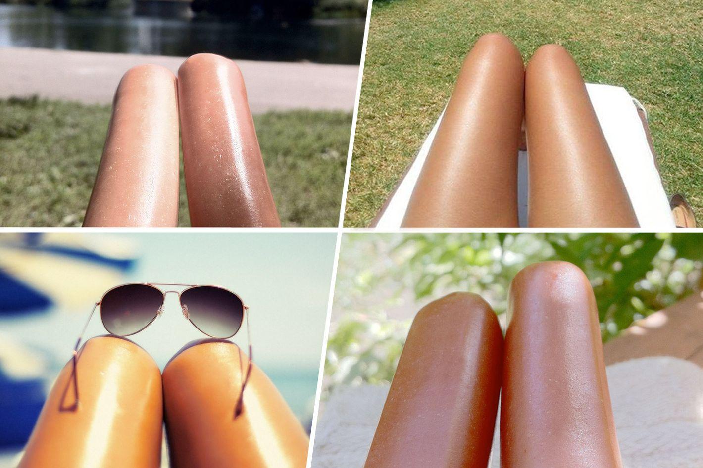 legs or wieners