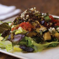 The Wednesday special: farmers' market salad from Ocean 41.
