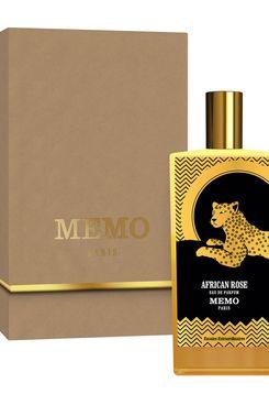Memo Paris African Leather Rose Eau de Parfum
