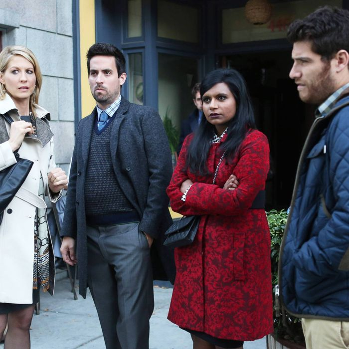 e03ef756ae91 The Mindy Project Recap  Race-Sitcom Relations