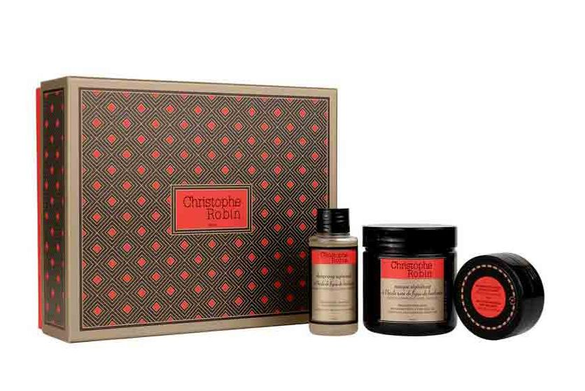 CHRISTOPHE ROBIN Regenerating Gift Set