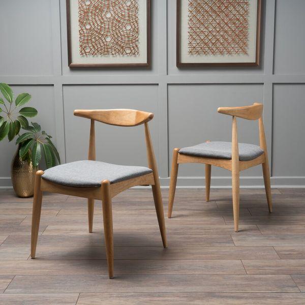 Corrigan Studio Drumawillin Side Chair, Set of 2