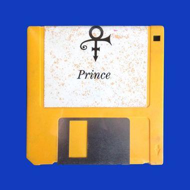 The Legend Of Princes Special Custom Font Symbol Floppy Disks