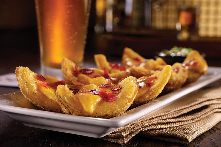 These potato skins will last ... FOREVER.