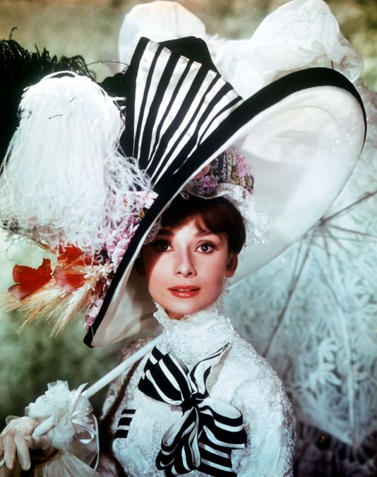 Photo 34 from Audrey Hepburn in  My Fair Lady, The Merry Widow, and  Belle Epoque