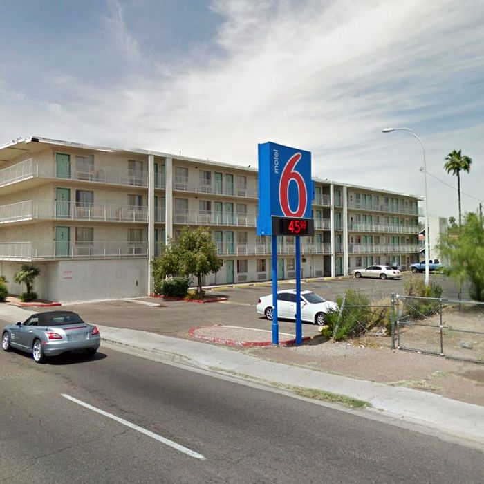 Report: Motel 6 Is Helping ICE Arrest Undocumented Guests