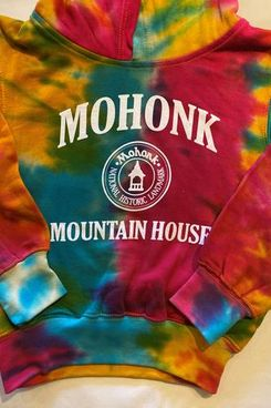Mohonk Mountain House Children's Rainbow Hood