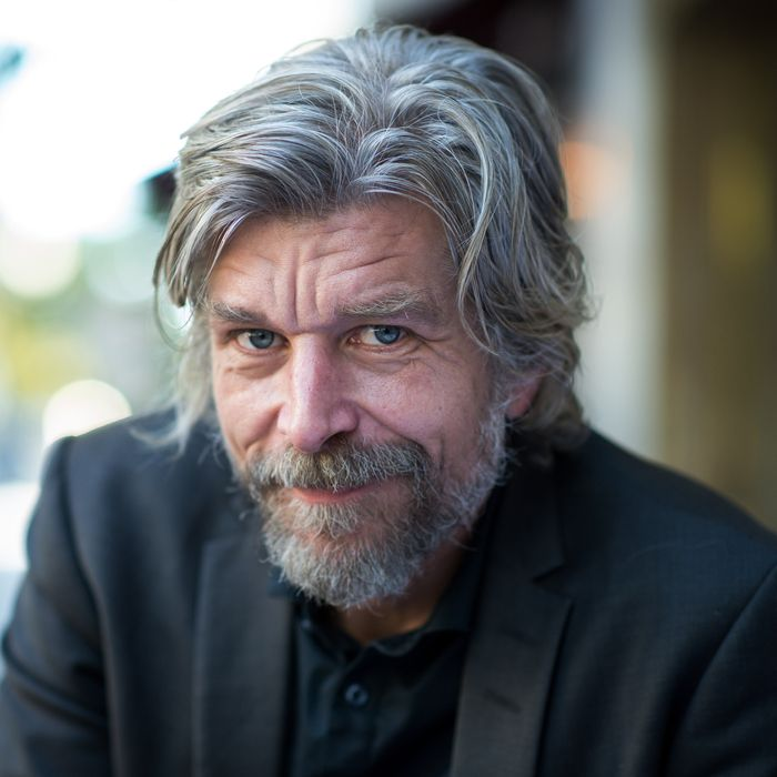 Does Karl Ove Knausgaard have a goatee of greatness?
