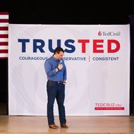 PETERBOROUGH, NH - FEBRUARY 7: Republican presidential candidat