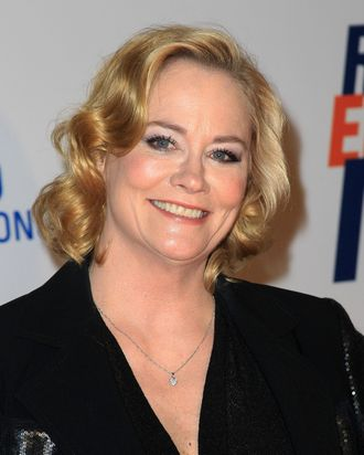 Actress Cybill Shepherd attends the 19th Annual Race To Erase MS -