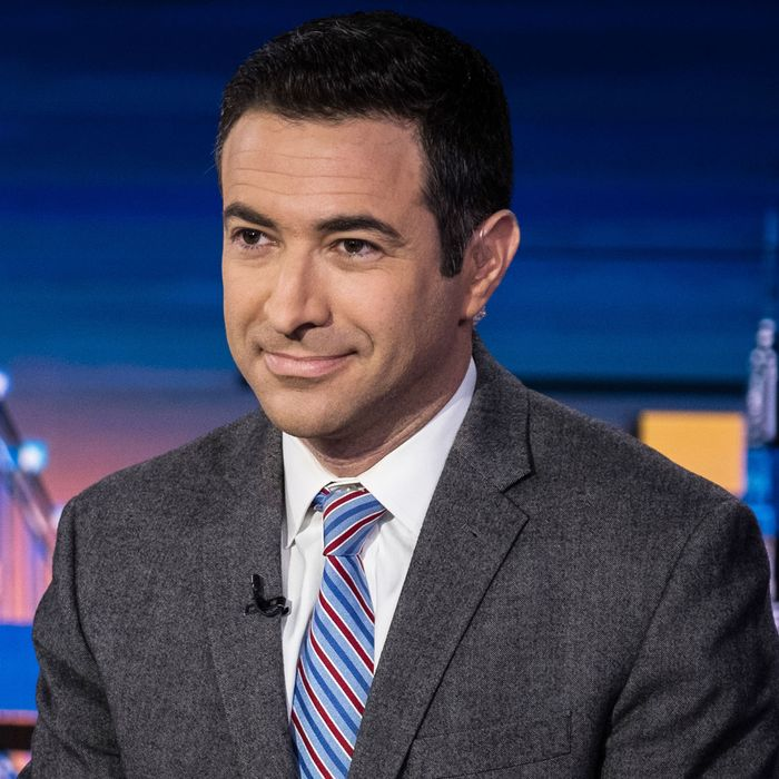 Msnbc Breaking News: MSNBC's Ari Melber Wants To Bring Hip-hop To Cable News