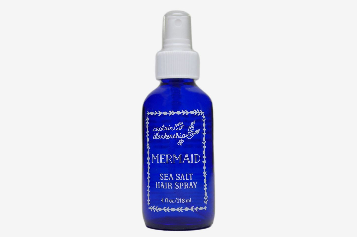 Captain Blankenship Organic Mermaid Sea Salt Hair Spray