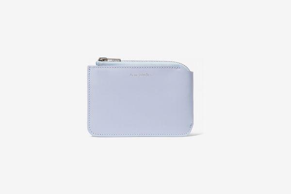 Acne Studios Garnet S leather wallet