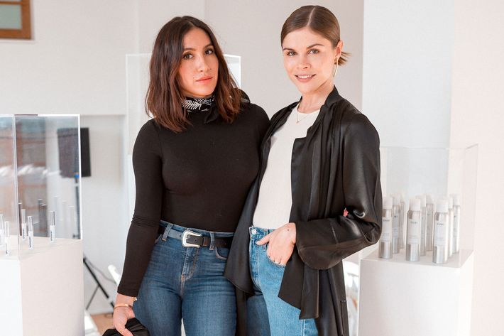 Jen Atkin and Emily Weiss