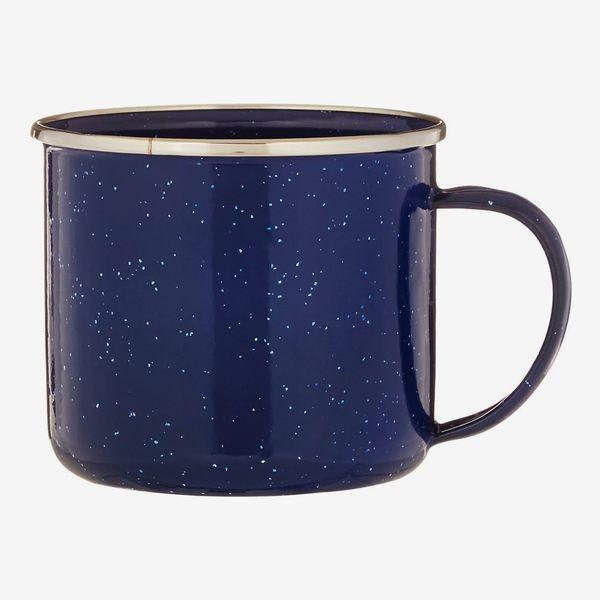 Stansport S.S. Edge Enamel Coffee Mug