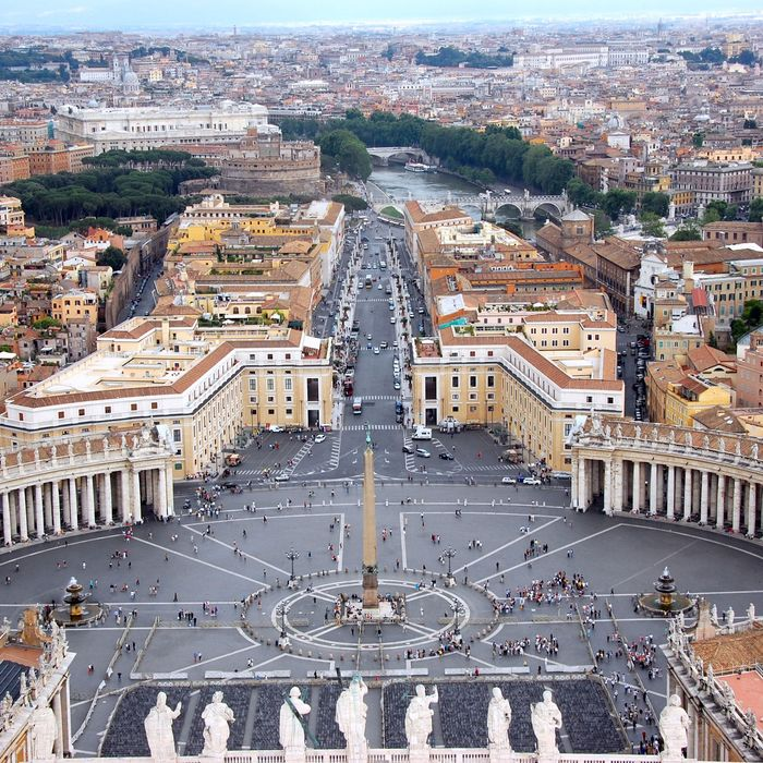 Holy See in Rome.