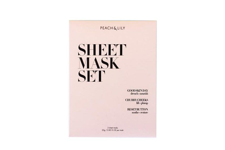3 Sheet Mask Set