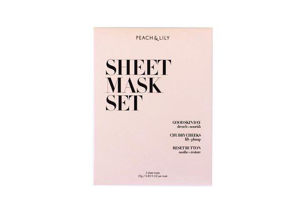3 Sheet Mask Set