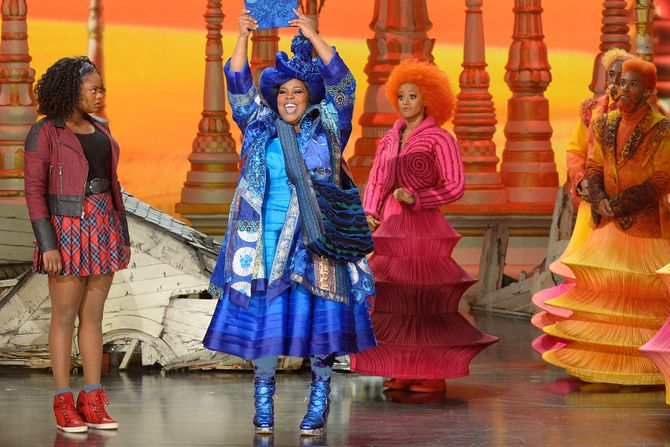 The Best Looks From The Wiz