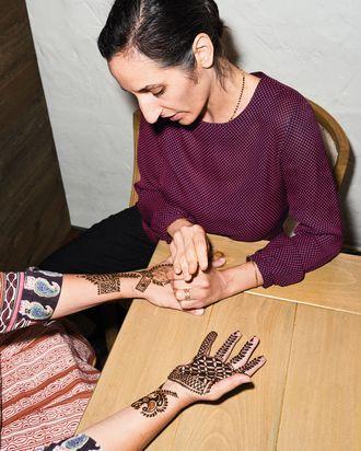 Ask The Expert Mangala Bhler Rose Founder Of Mehndi Nyc