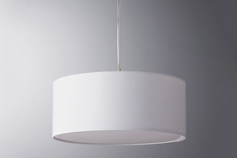 Eden White Pendant Light